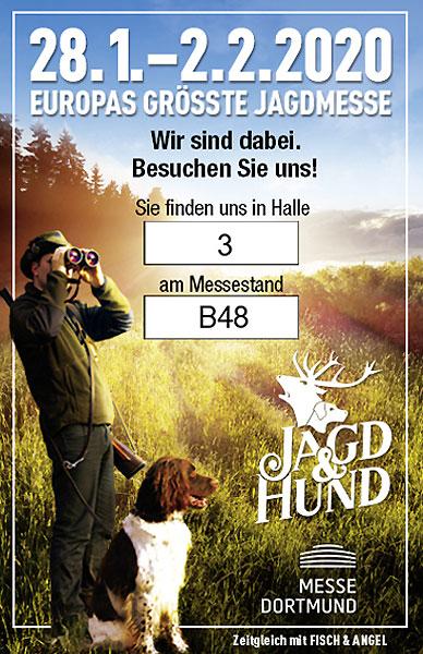 Messe Jagd und Hund Dortmund